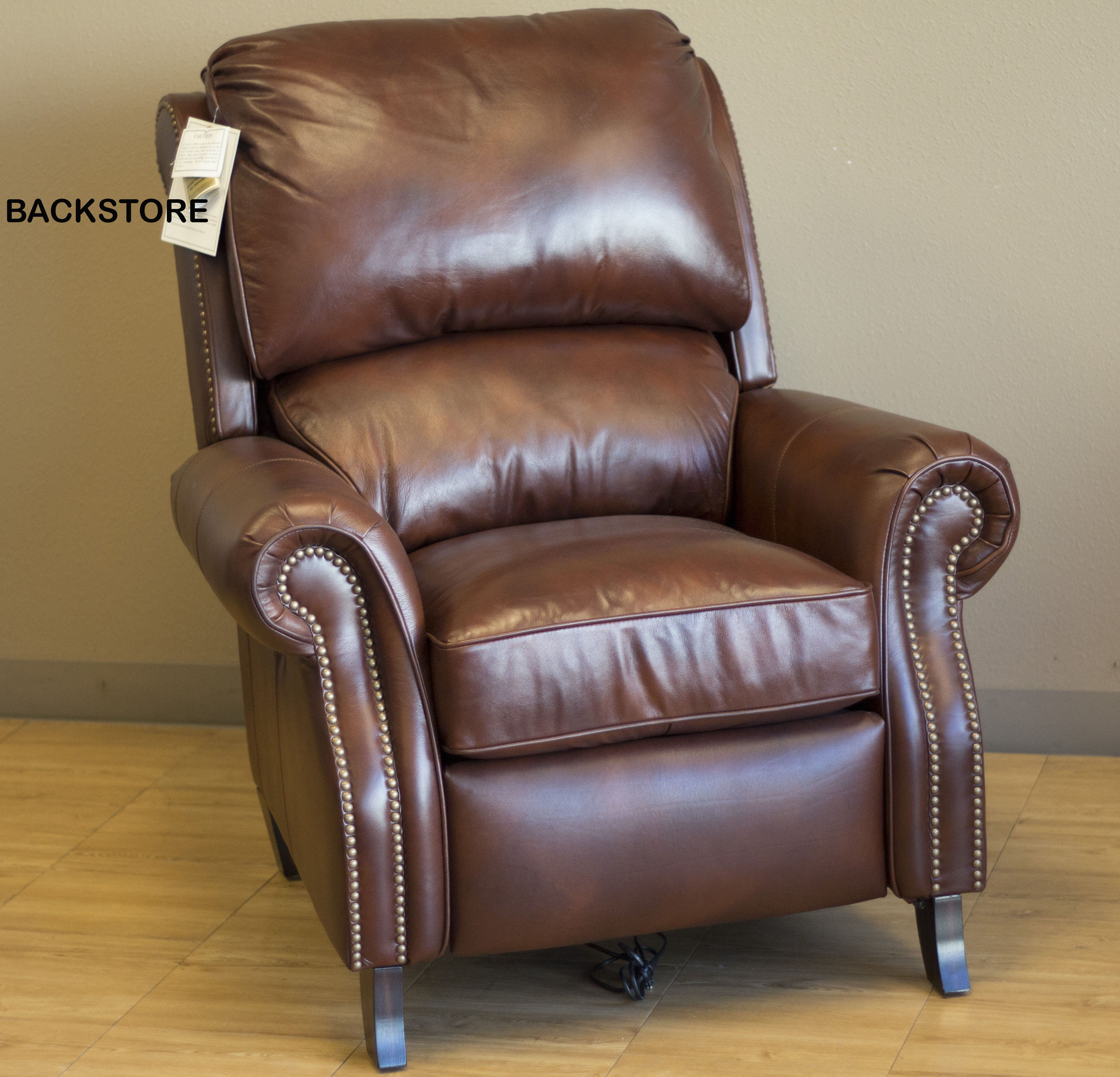 Barcalounger Churchill II Recliner Chair : brown leather recliner chairs - islam-shia.org