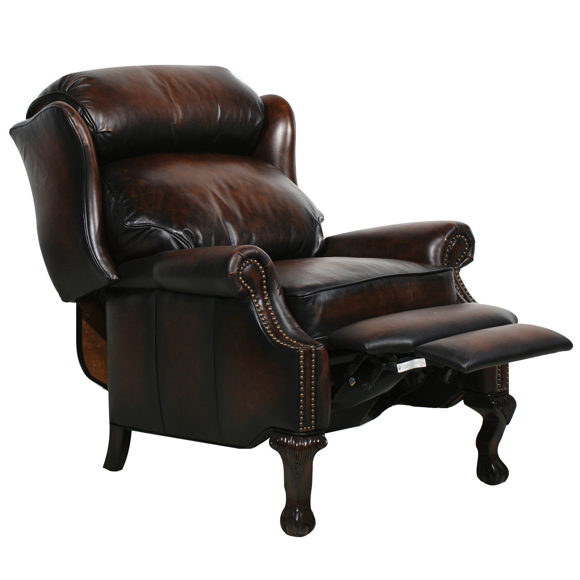 Barcalounger Danbury Ii Recliner Chair Leather Recliner