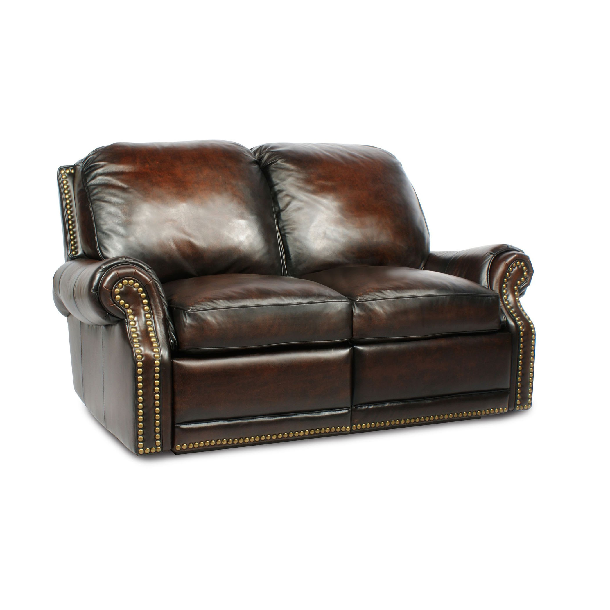 Barcalounger Premier Ii Leather 2 Seat Loveseat Sofa Leather 2 Seat Loveseat Sofa Furniture