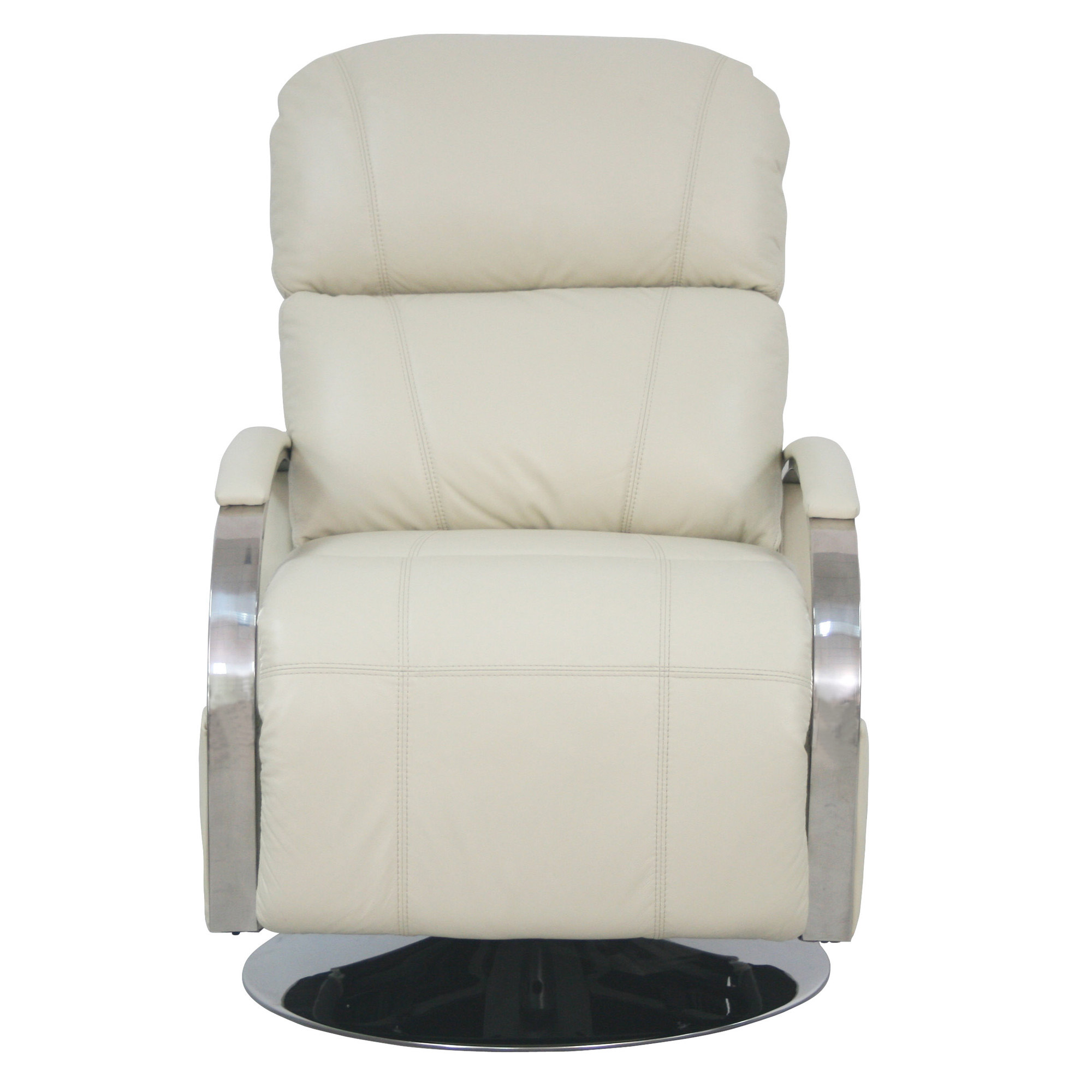 Barcalounger Regal II Cream Leather Recliner Chair  sc 1 st  Vitalitywebb.com & Barcalounger Regal II Leather Recliner Chair - Leather Recliner ... islam-shia.org