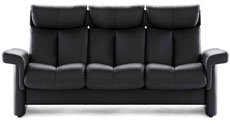 Stressless Legend High Back Sofa, LoveSeat, Chair and Sectional by Ekornes