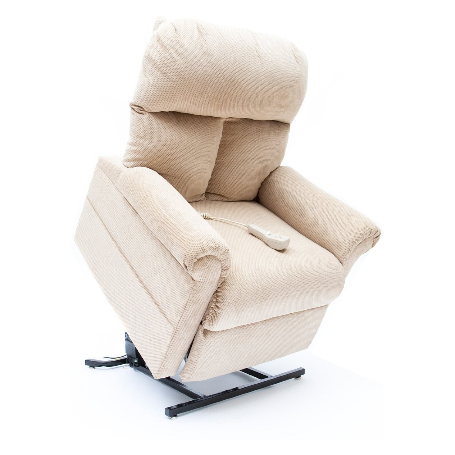 Fawn Tan Easy Comfort Lc 100 Power Electric Lift Chair