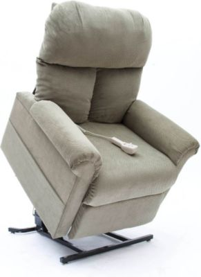 Sage Green Easy Comfort Lc 100 Power Electric Lift Chair