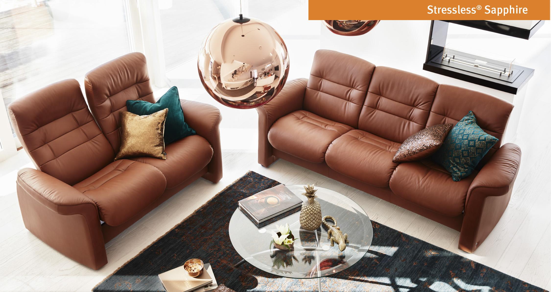 Ekornes Stressless Sapphire Sofa