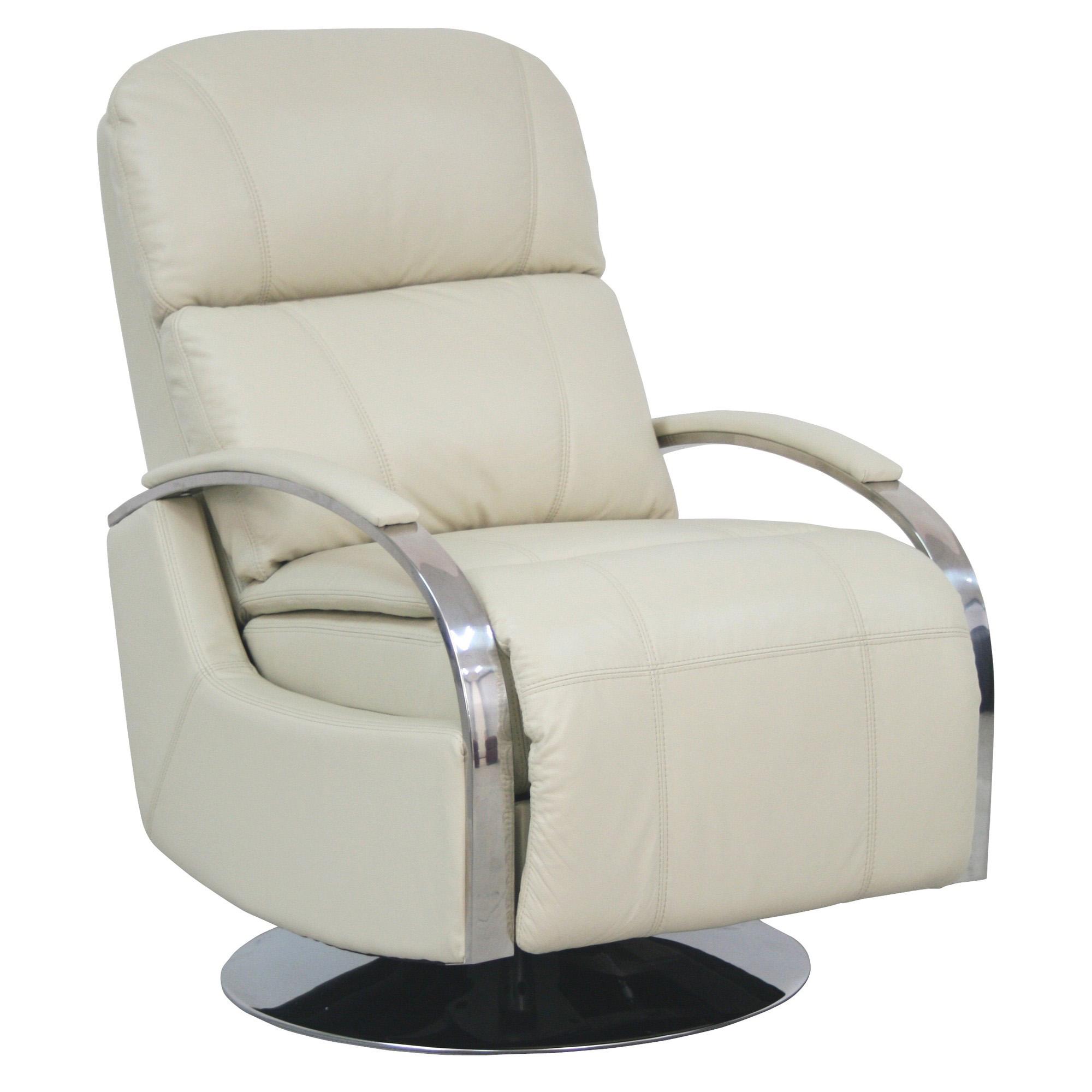 Barcalounger Regal II Cream Leather Recliner Chair  sc 1 st  Stressless Recliner Chair and Ottoman from Ekornes Human Touch Zero ... & Barcalounger Regal II Leather Recliner Chair - Leather Recliner ...
