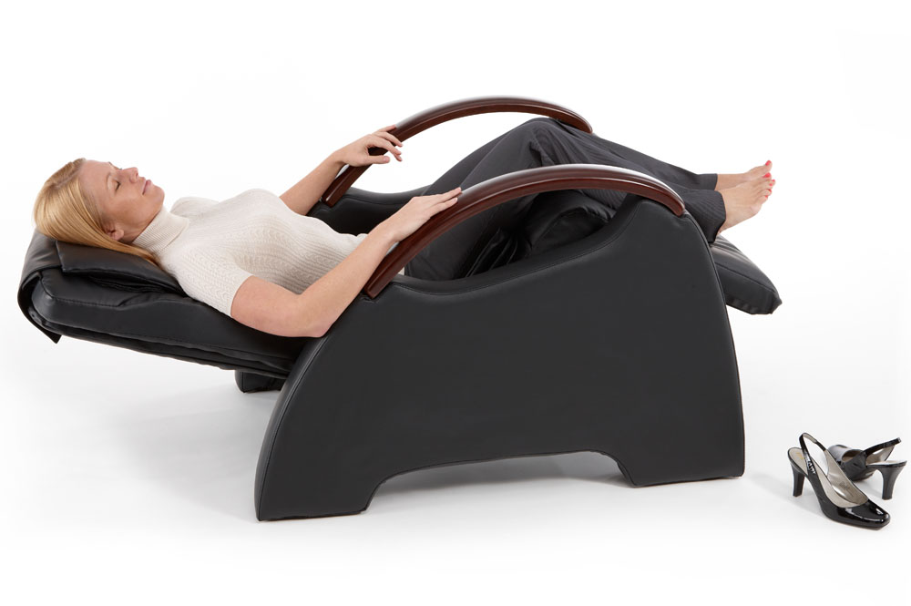 Electric Recline ZG571 Vinyl Zero Anti Gravity Recliner Chair With Massage