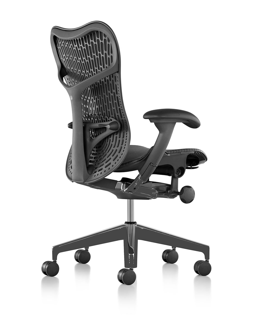 new herman miller mirra 2 home office chair black graphite 12